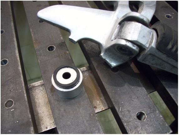 восстановление деталей из алюминия