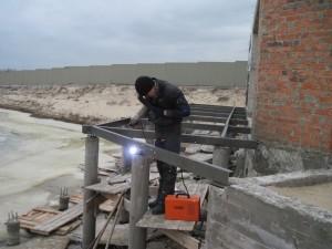 сварочные работы в строительстве киев